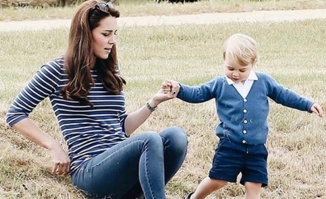 Уилям и Кейт избраха детска градина за принц Джордж