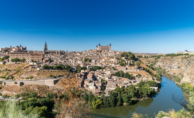 Пет невероятни испански града, които най-вероятно не познавате