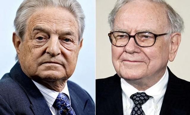 Най-богатите финансисти в света