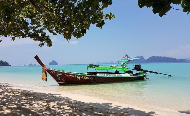 Ко Крадан – островът, на който няма пътища, коли и банкомати