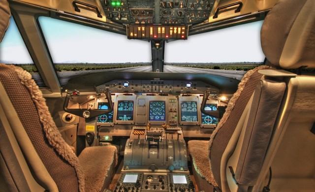 Как стюардеса помогна за приземяването на Boeing 747