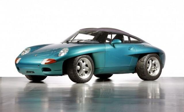 Най-необикновените модели Porsche