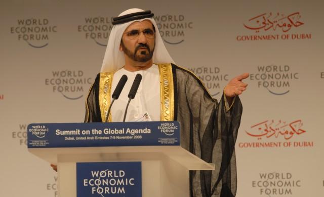 Емирът на Дубай е най-популярният арабски лидер в Twitter