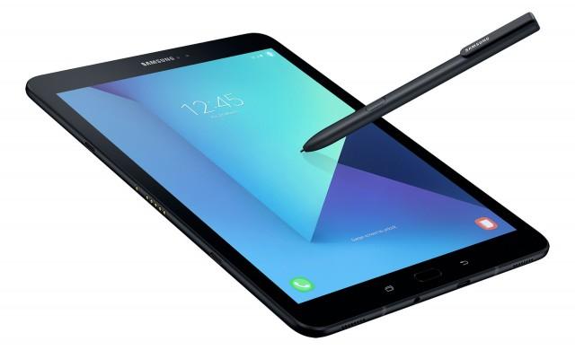 Samsung представи новия Galaxy Tab S3