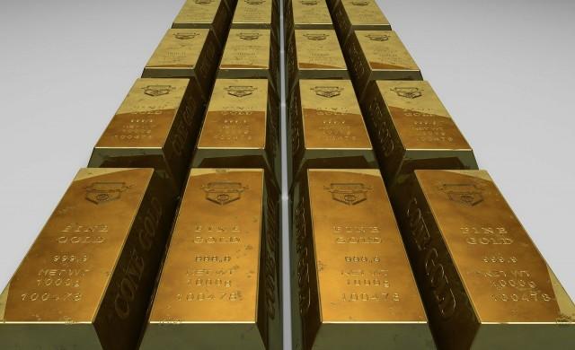 Златото на път да запише най-доброто си тримесечие от година