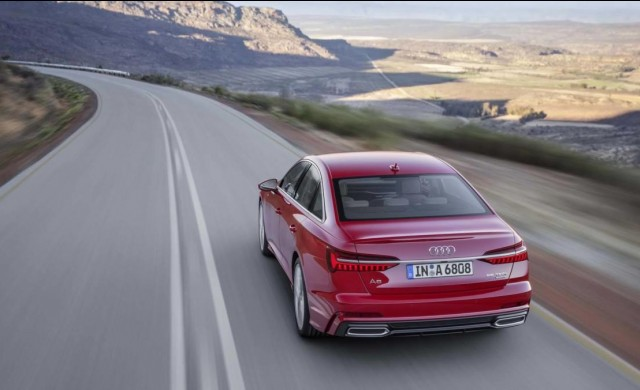 Всичко, което трябва да знаете за новото Audi A6 2019