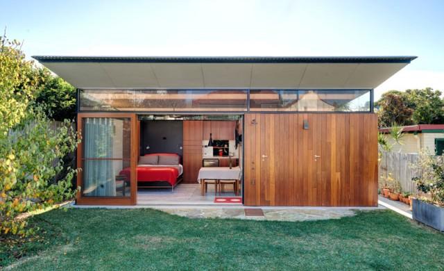 Съвършената къща с площ 29 кв. метра