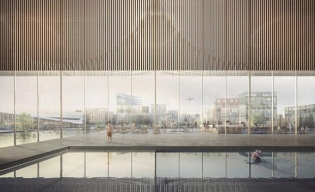Европейското летище, което ще има свой собствен град