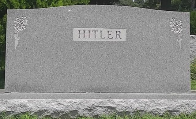 Запознайте се с истинските Хитлер - те нямат нищо общо с фюрера