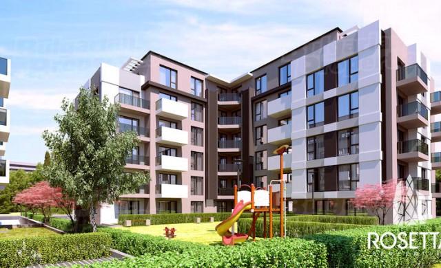 Нов дом в София на цени от 829 евро/кв. м