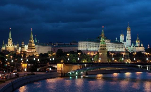 Русия си избра президент
