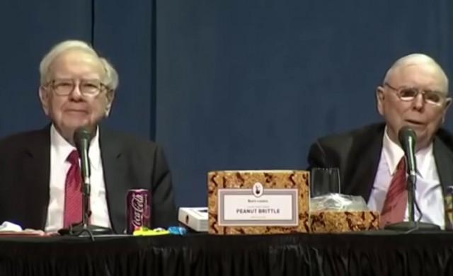 Каква е заплатата на Уорън Бъфет и Чарли Мънгър?