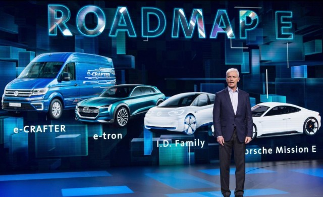 Как Volkswagen ще завоюва пазара за електромобили