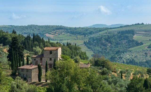 Тосканската вила на Микеланджело се продава