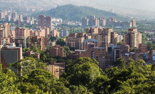 Меделин – от бивша столица на убийствата до рай за пенсионери