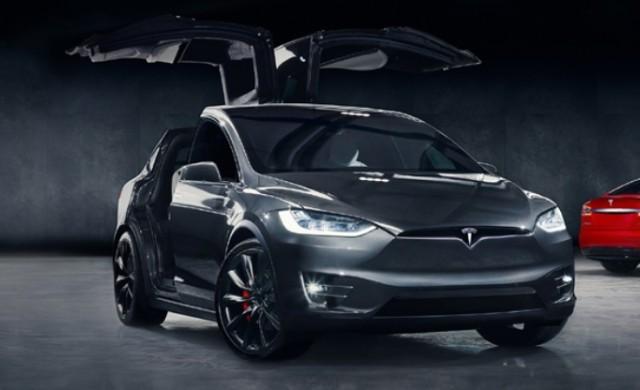Швейцарската полиция ще се вози на Tesla Model X