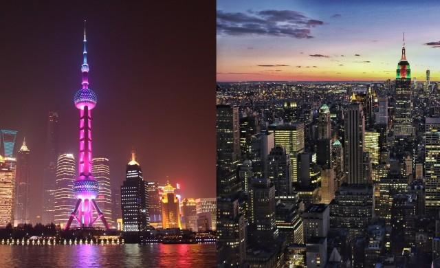 Какво става, ако двете най-големи икономики в света се сблъскат?