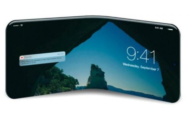 Samsung пуска гъвкав телефон година по-рано от Apple