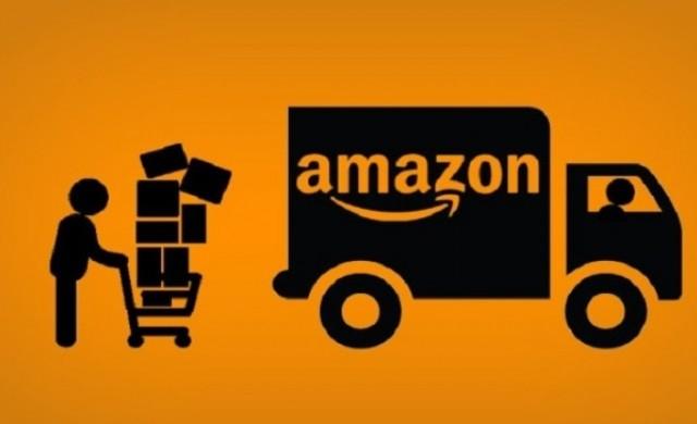 Amazon ще си партнира с френска верига за хранителни стоки
