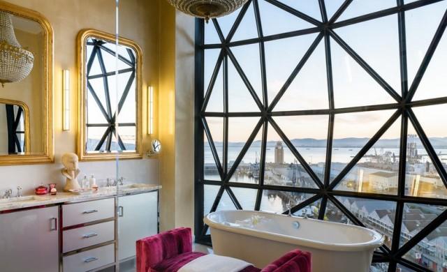 Това са най-красивите хотелски бани в света