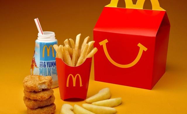 Това е причината логото на McDonald's да е жълто и червено