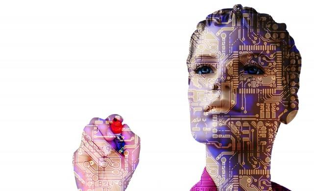 Вера - роботът, който наема хора