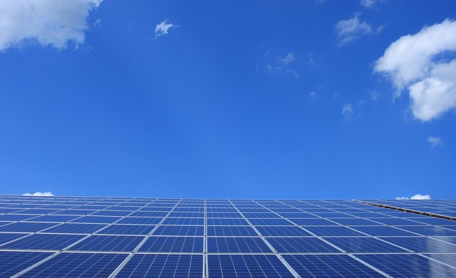 Softbank ще строи най-големия соларен парк в света в С. Арабия