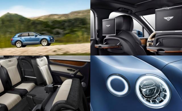 Какви ще бъдат електромобилите Bentley
