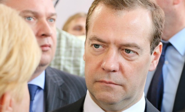 Медведев: Изтребители винаги ще дойдат, важното е да дойде газ