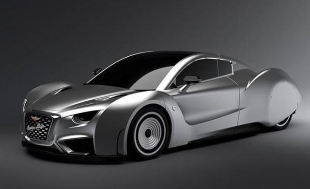 Компания пуска електрически суперавтомобил за 1.5 млн евро
