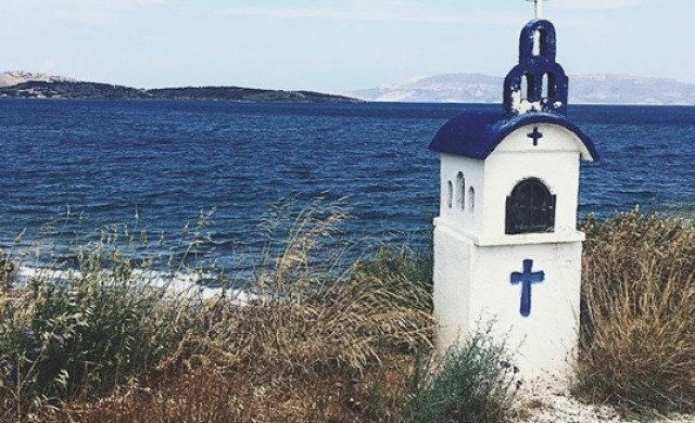 Кандилакия - крайпътните светилища на Гърция