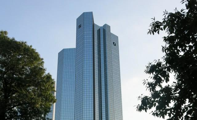 Deutsche Bank обвинява ЕЦБ за проблемите в сектора
