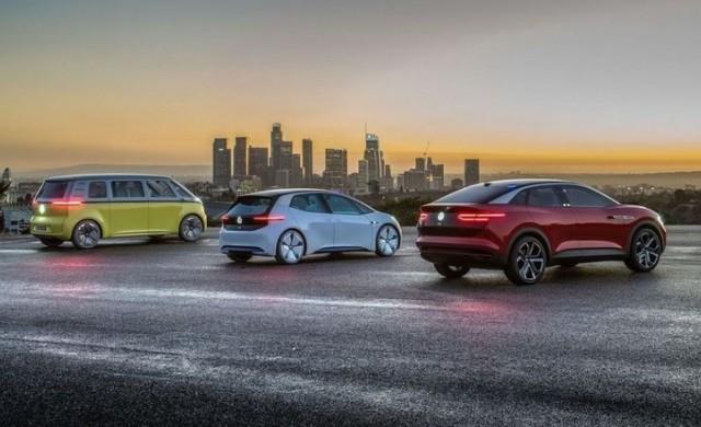 VW обеща: 22 млн. електромобила за 10 години