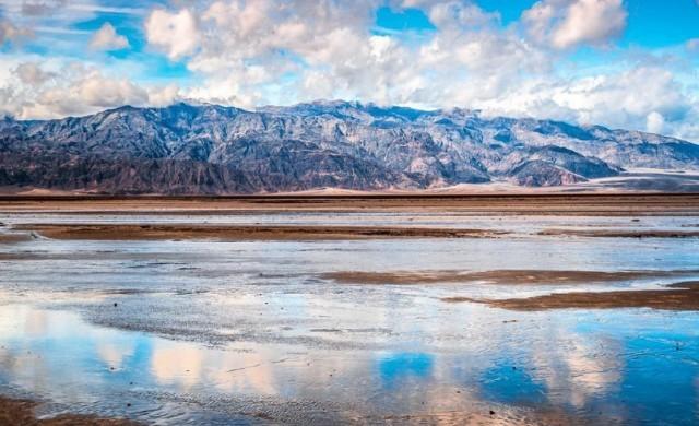 На най-сухото място на планетата се появи езеро