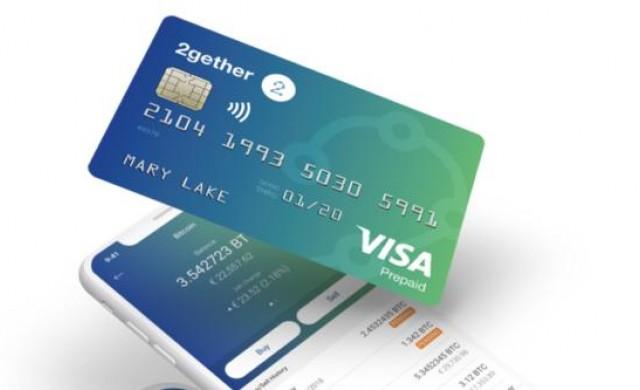 Дебитна карта позволява разплащането директно в криптовалути