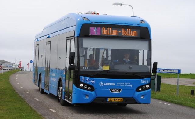 Eлектрическите автобуси удрят петролния пазар
