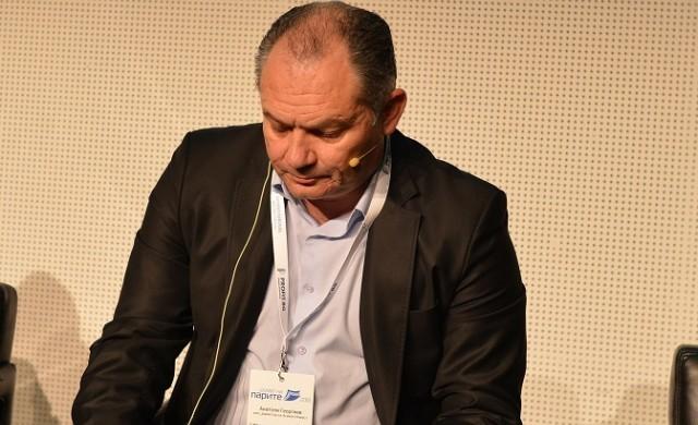 Лекторите в Шумът на парите – Анатоли Георгиев
