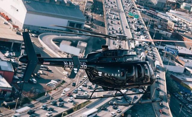 Летящи таксита превозват елита на Силициевата долина