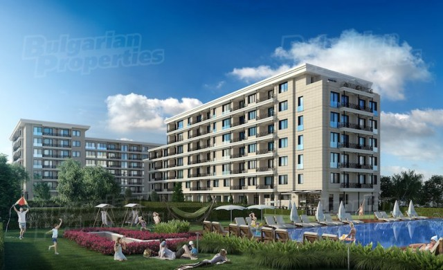 Искате ли жилище в затворен комплекс с басейн?