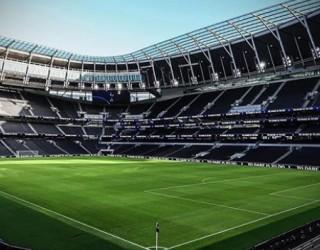Откриха новия супер модерен стадион на Тотнъм