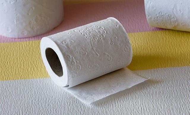 История на тоалетната хартия