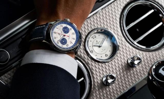 Часовникът на Bentley, който струва колкото кола