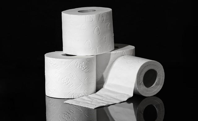 Ресторант подарява на клиентите си тоалетна хартия