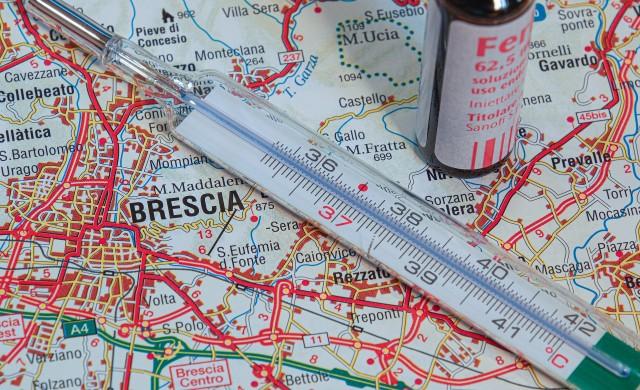 Италия отчита най-ниския ръст на новозаразените от 21 февруари