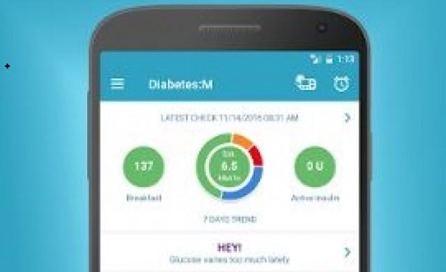 Сирма пуска безплатна функционалност на приложението Diabetes:M