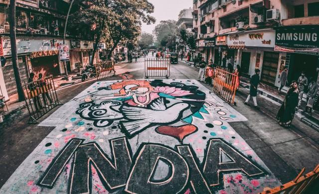 Индия нареди на 20% от населението на света да остане у дома