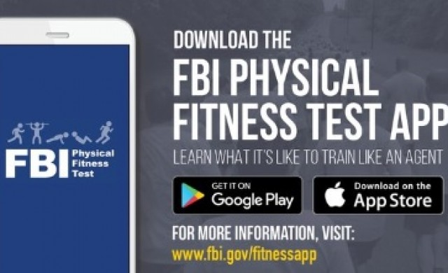 ФБР: Сега е идеален момент да свалите нашето фитнес приложение