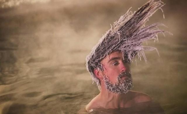 Конкурс за най-красива замръзнала коса? Има и такъв (снимки)