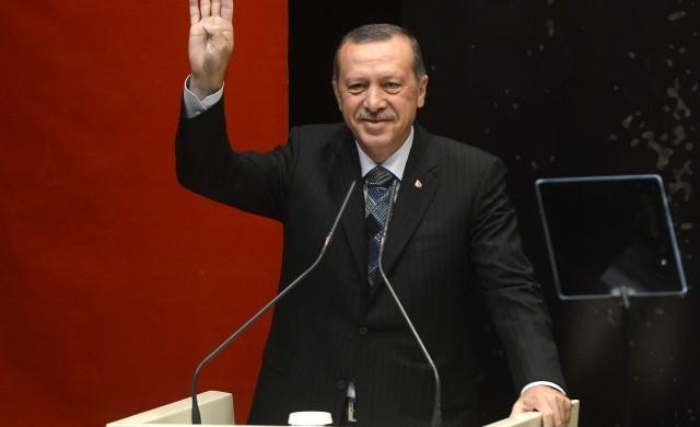 Турският президент с голямо дарение