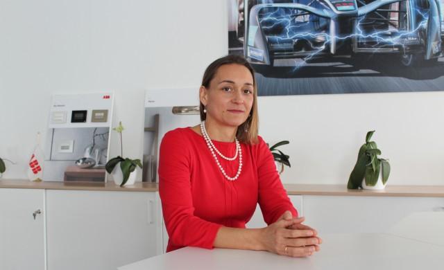 Представяме ви новия търговски мениджър на АББ България Радослава Радева